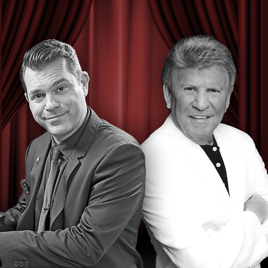 Legends Series Presents Bobby Rydell with Dave Damiani & The No Vacancy Orchestra