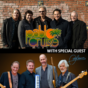 Pablo Cruise with Special Guest: Orleans