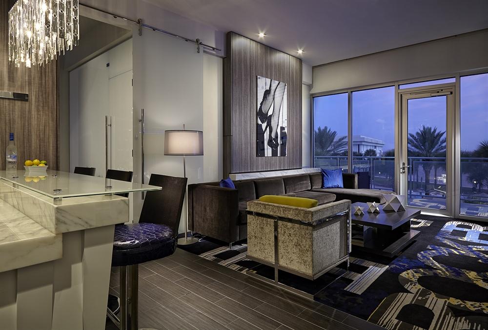 Hard Rock Hotel Casino Biloxi Platinum Tower Cabana Suites And