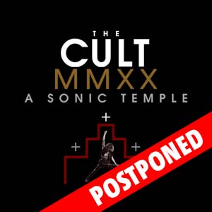 The Cult- A Sonic Temple